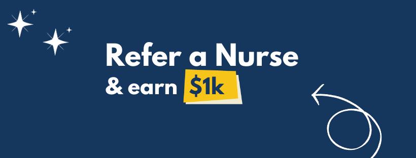 Travel Nurse Referral Incentive Program Refer A Friend Fastaff Travel Nursing