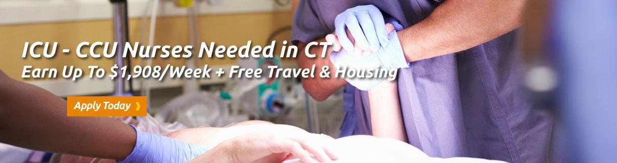 High Pay Travel Nursing Jobs Fastaff Travel Nurse Staffing Agency